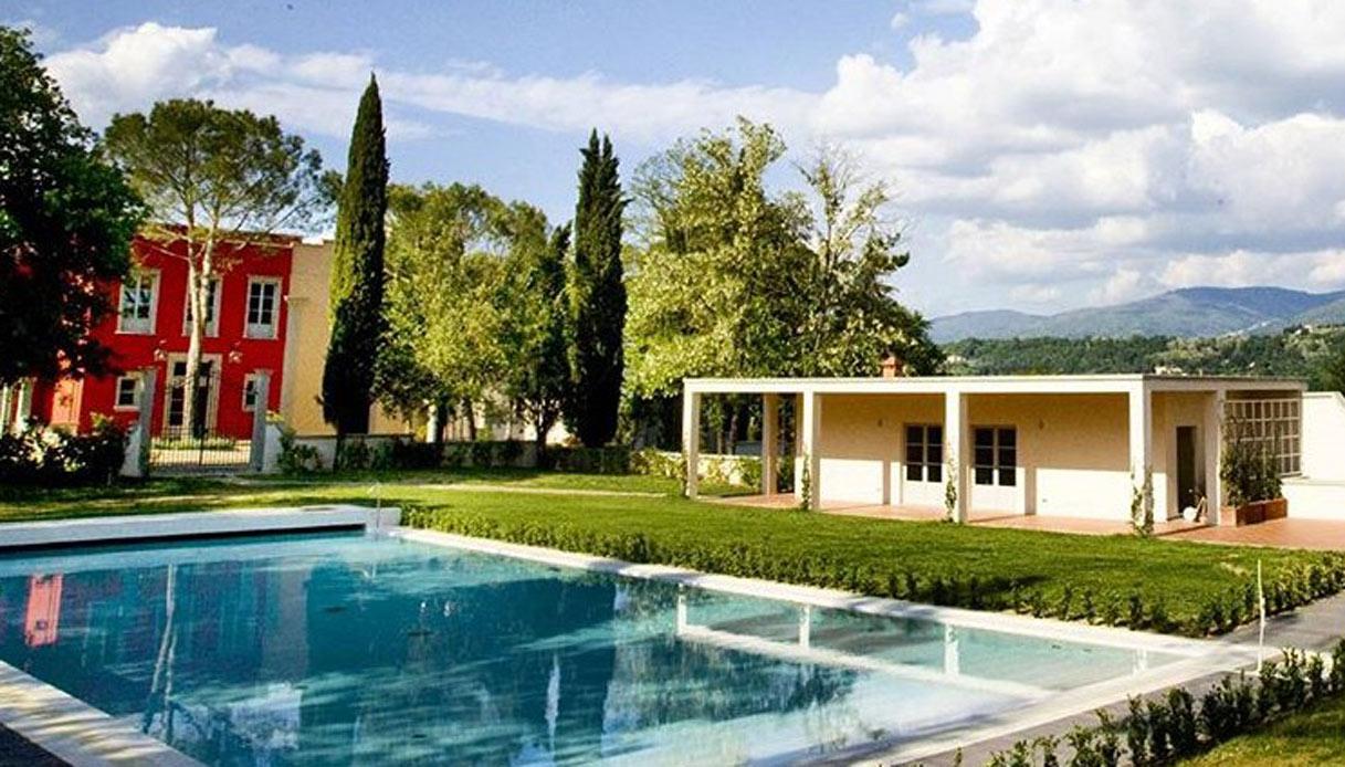 Villa Il Palagio Instagram
