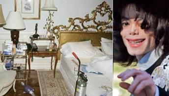 Ecco la stanza dove è morto Michael Jackson