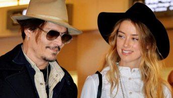 Johnny Depp-Amber Heard, sposi ai Caraibi. Nozze blindatissime: indiscrezioni