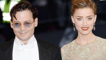 Johnny Depp-Amber Heard si sono sposati in segreto. Indiscrezioni