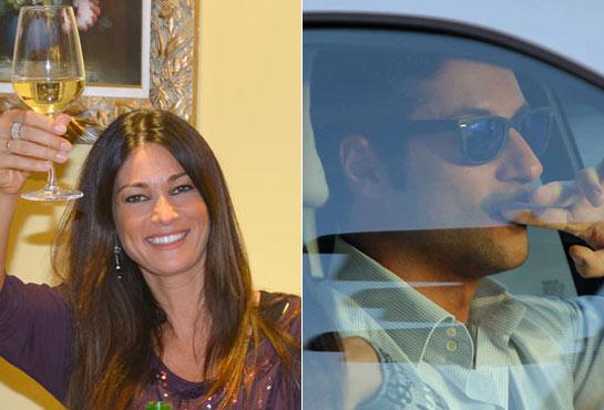 Manuela Arcuri aspetta un bambino: Ci rivediamo tra un