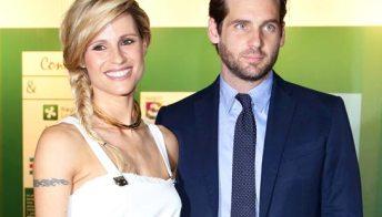 Michelle Hunziker e Tomaso Trussardi sposi il 10 ottobre prossimo