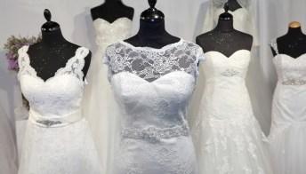 Come nasce un abito da sposa e le nuove tendenze