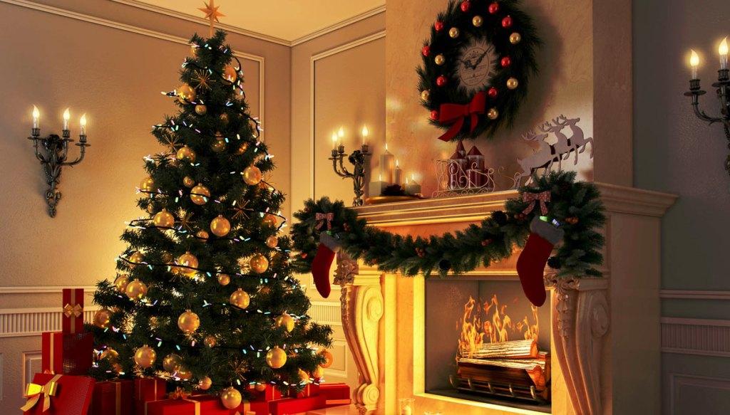 Alberi Di Natale Bellissimi.Gli Alberi Di Natale Vip Le Foto Private Dilei