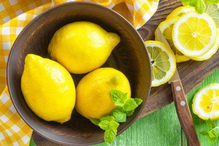 La dieta disintossicante al limone
