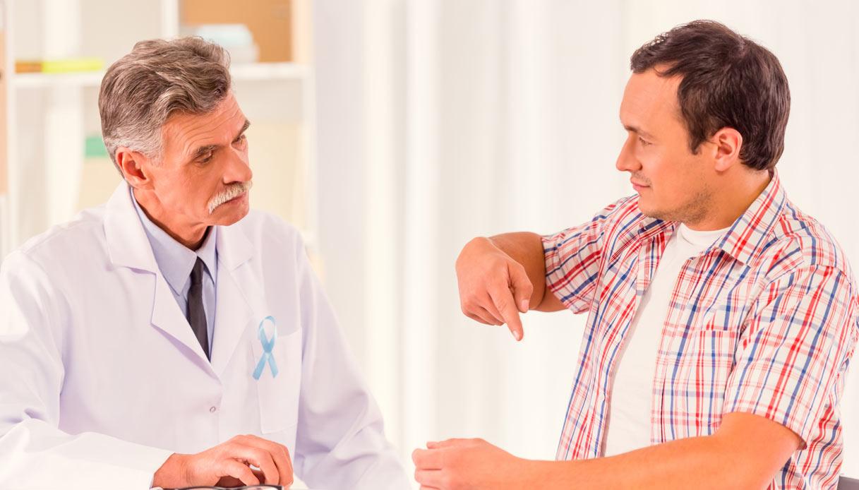leffetto della prostata sullerezione)