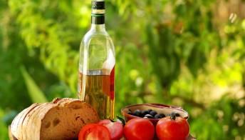 La dieta mediterranea esiste dal Medioevo: sana e semplice