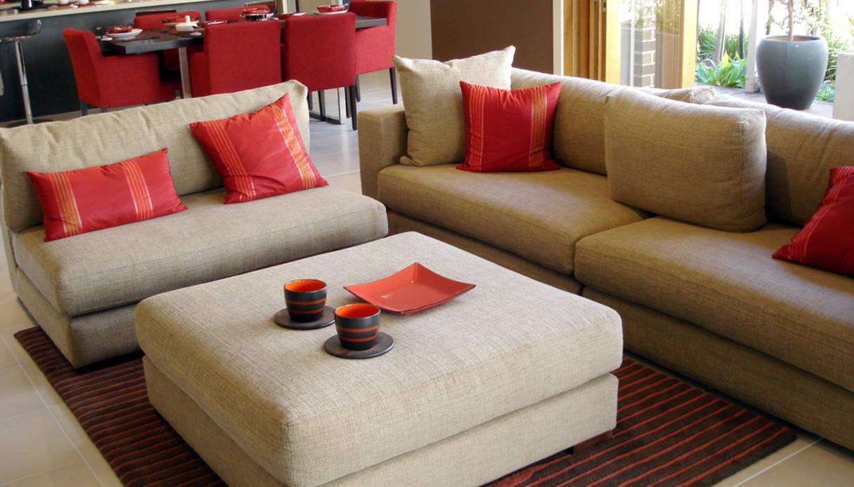 Rinnovare Divano In Tessuto come rivestire un divano | dilei