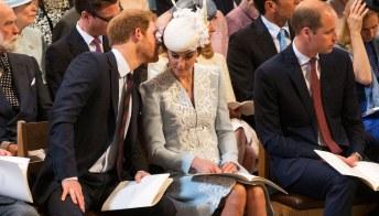 Kate Middleton, William geloso del rapporto che Harry ha con sua moglie
