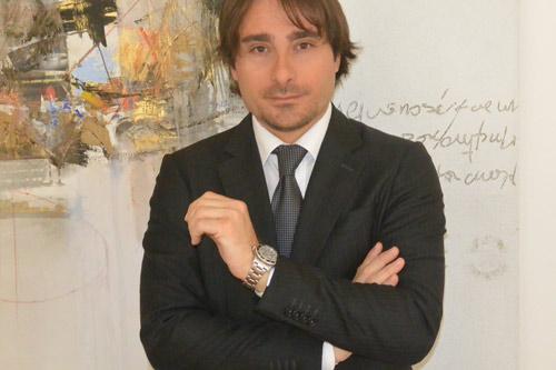 L'avvocato Lorenzo Puglisi