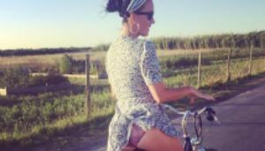 Katy Perry in mutande