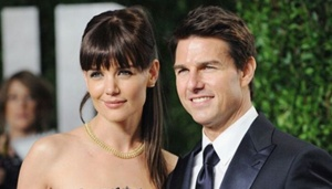 Katie Holmes e Tom Cruise Fonte: Instagram