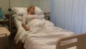 Paola Caruso: ricovero d'urgenza per l'ex naufraga dell'isola