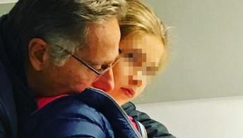 Paolo Bonolis e la figlia Silvia: la moglie Sonia Bruganelli spiega cos'è l'amore