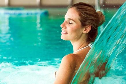 I benefici dell'acqua: fitness, depurazione e massaggi