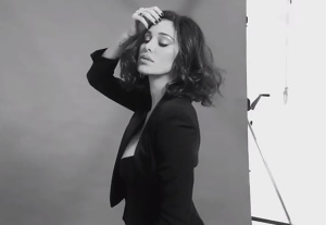 Belen Rodriguez senza veli in un video su Instagram