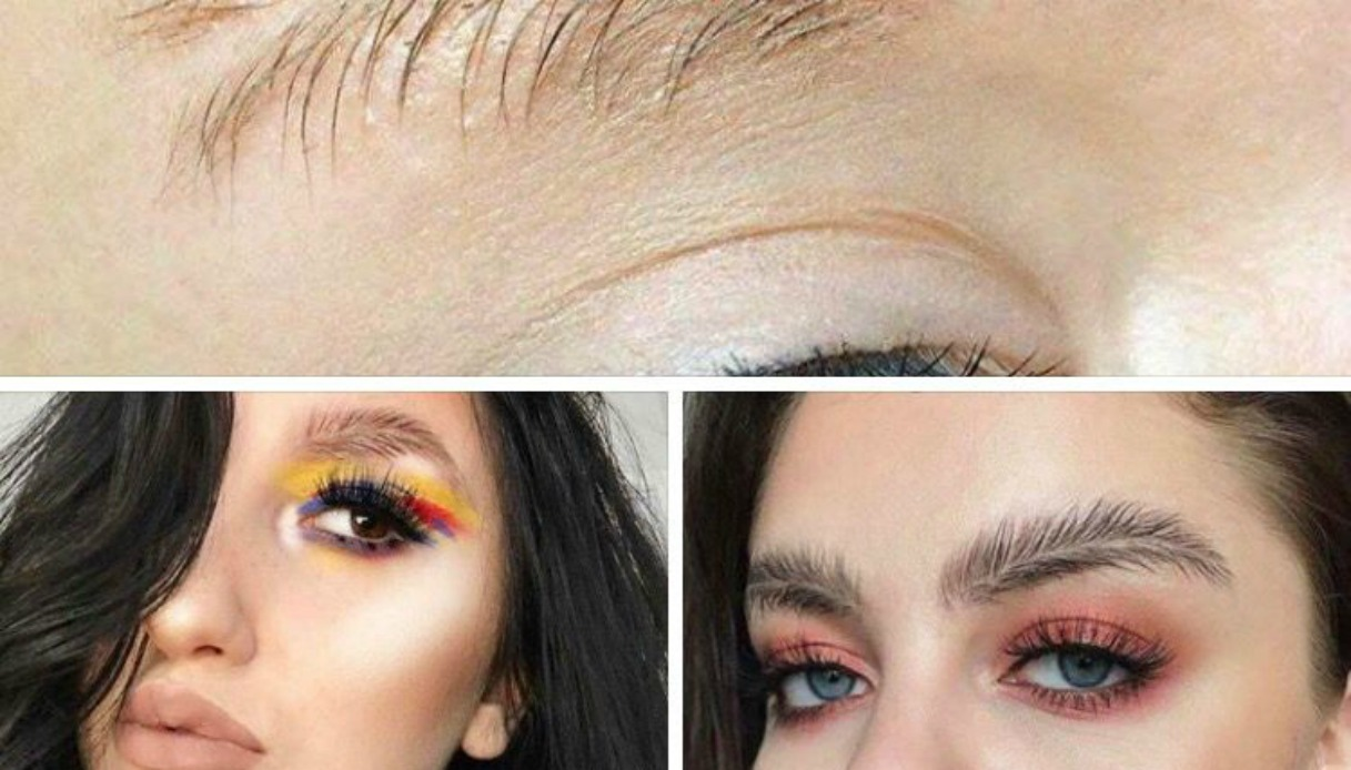 feather brow