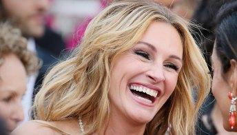 I mille sorrisi di Julia Roberts, la più bella del mondo