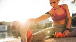 5 esercizi di stretching da fare prima della corsa