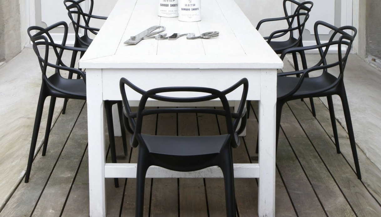 Louis Ghost: la sedia Kartell compie 15 anni