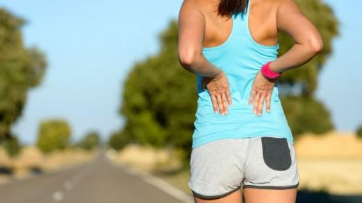 Corsa e mal di schiena: come evitare di farsi davvero male