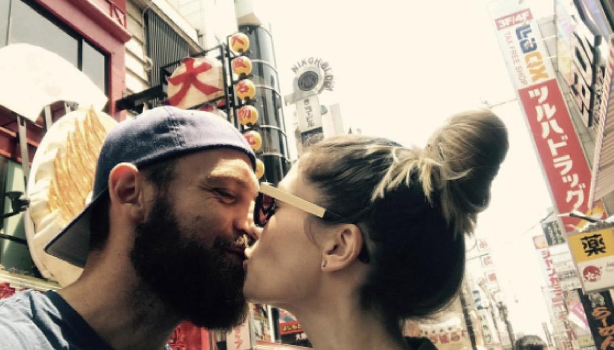 Felberbaum-De Rossi, la dedica più bella per il primo anniversario di matrimonio