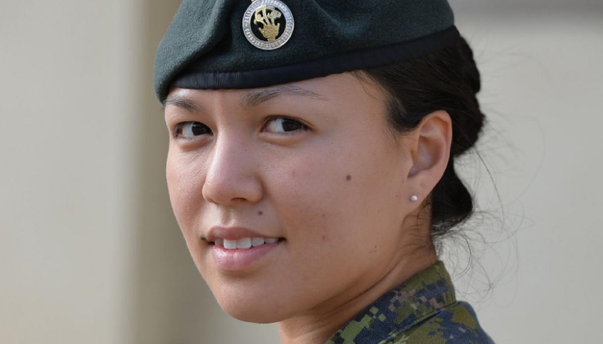 Megan, la prima donna a capo della guardia reale inglese