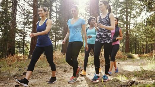 Walk Zone, la camminata di gruppo con un coach dedicato