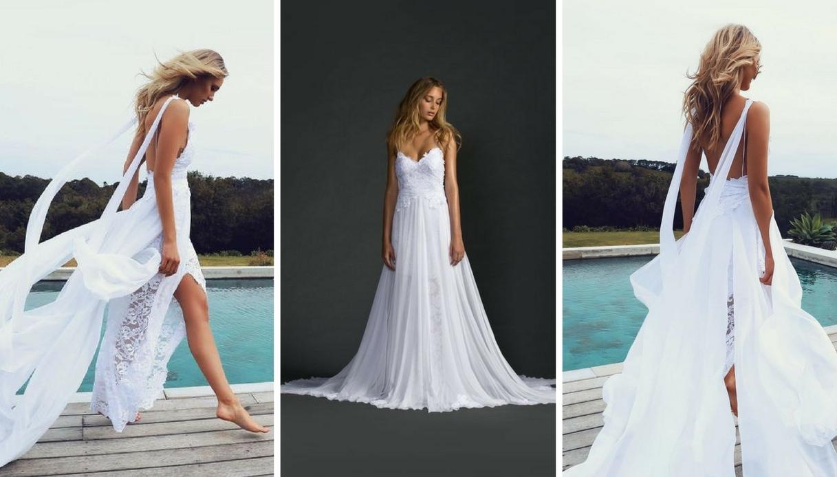 L'abito da sposa più amato dalle donne di tutto il mondo: eccolo