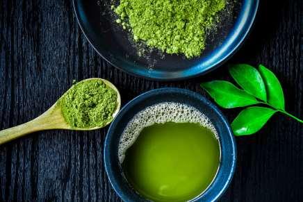 Tè matcha: il tè in polvere ricco di proprietà e benefici