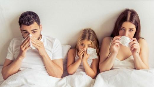 I cibi da evitare (e preferire) in caso di sintomi influenzali