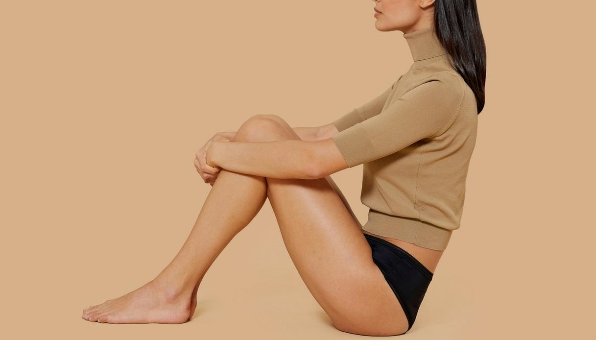 la lingerie che sostituisce gli assorbenti