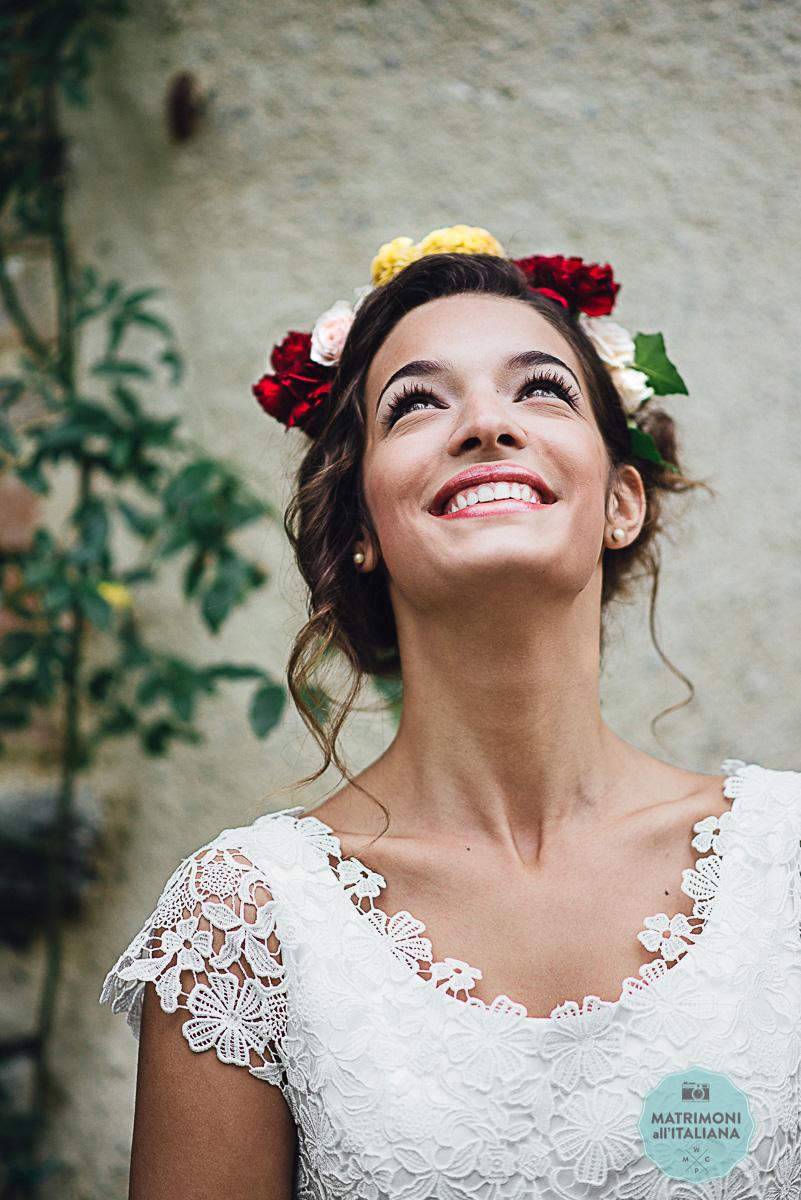 Foto via Matrimoni all'Italiana