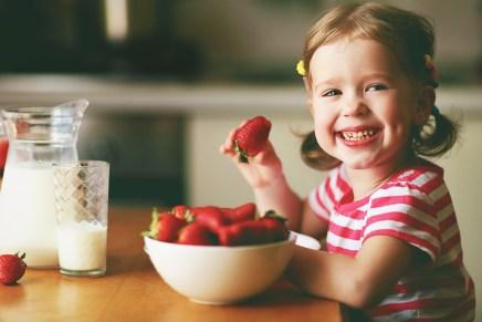 La merenda ideale per i bambini: le regole d'oro da seguire