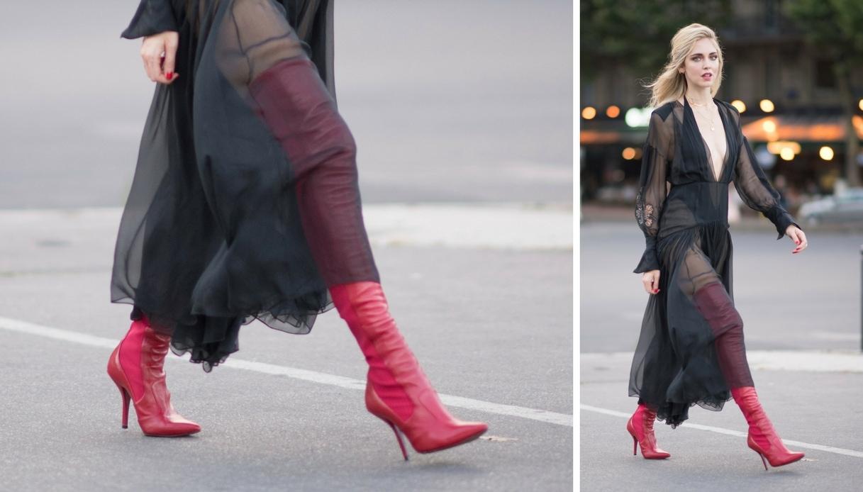 L'oggetto del desiderio della prossima stagione: gli stivali rossi