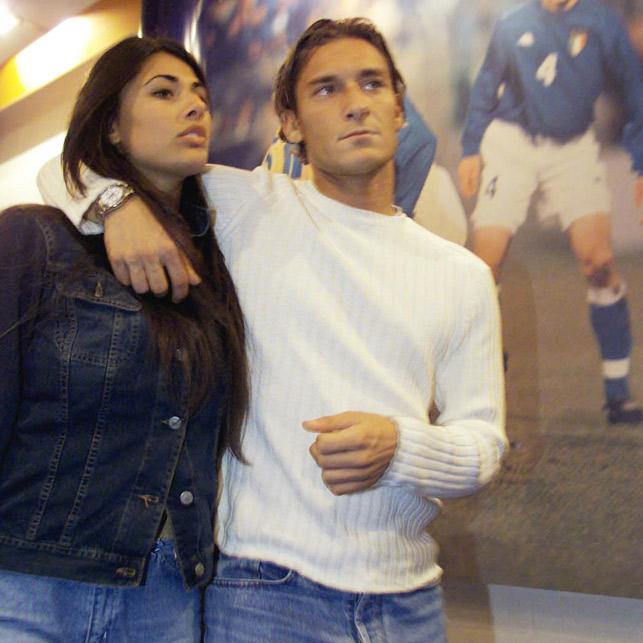 Francesco Totti e Maria Mazza: fidanzamento breve ma intenso | DiLei
