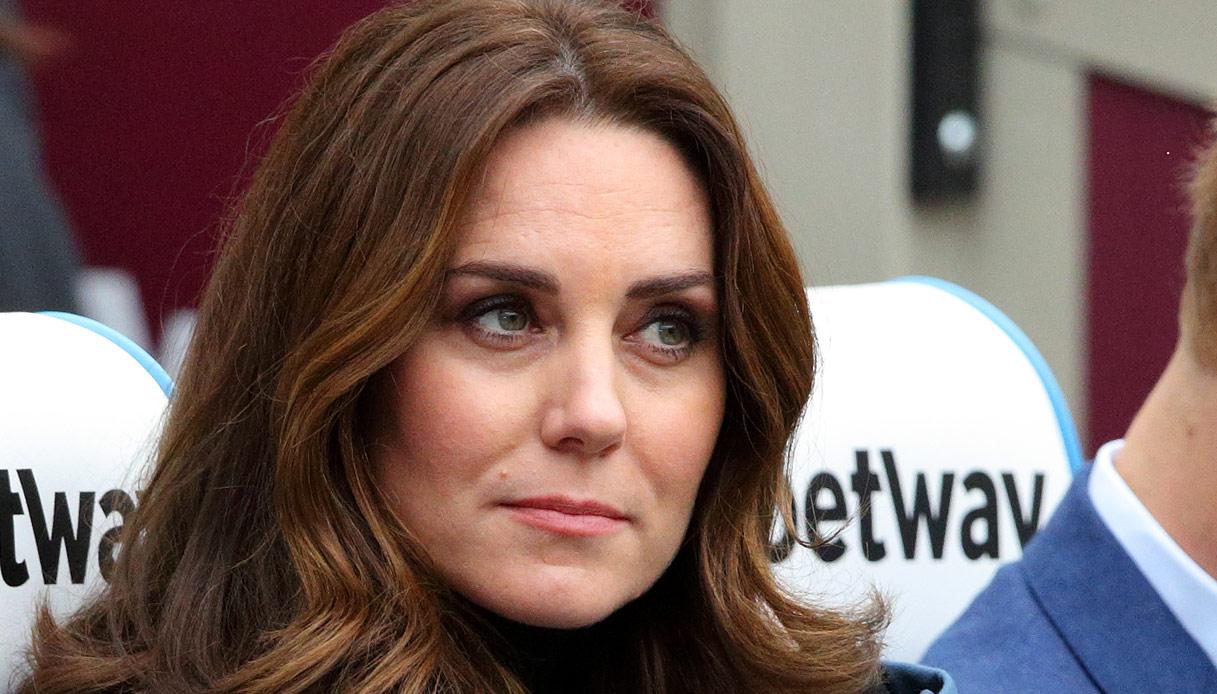 Kate Middleton, George minacciato