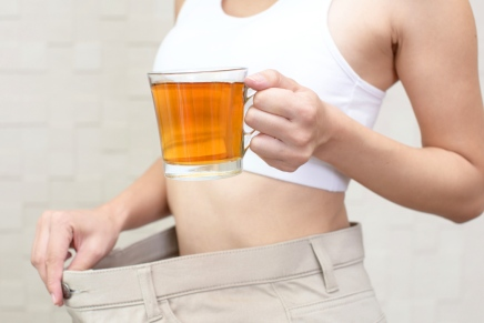 Tè nero, un ottimo alleato per chi vuole perdere peso