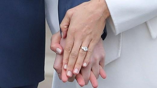 Meghan Markle: ecco quanto vale l'anello di fidanzamento di Harry