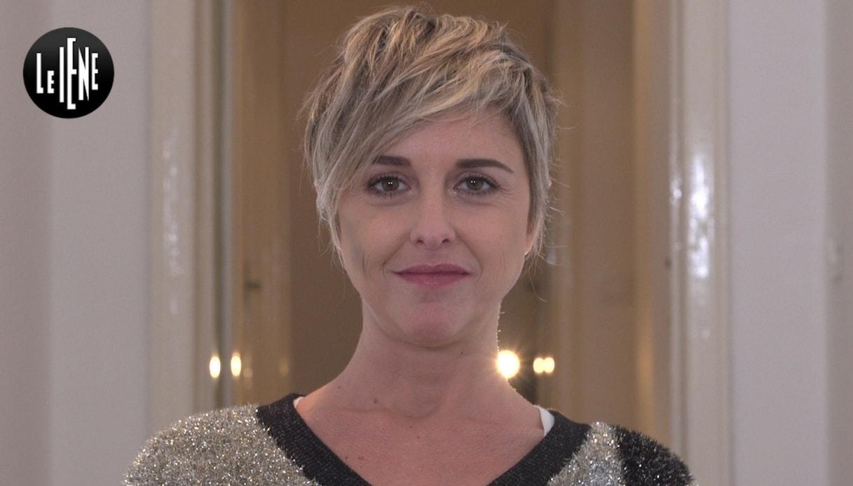 nadia toffa intervistata a Le Iene