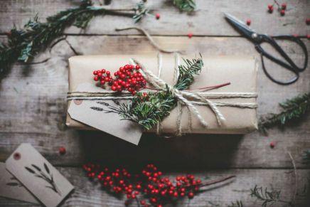 Natale, 5 suggestive idee per dei pacchetti fai da te