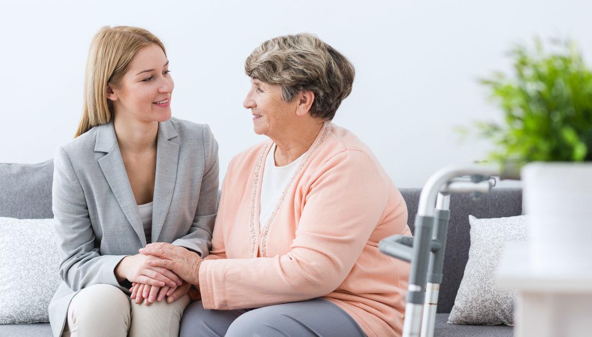 Ansia può essere un sintomo precoce di Alzheimer