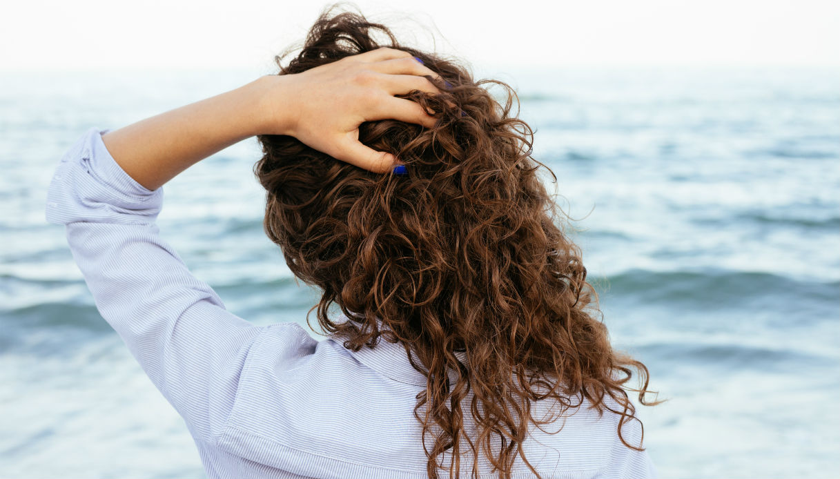 Spray al sale marino per capelli beach waves