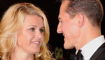 Michael Schumacher e Corinna, storia di un amore più forte della morte