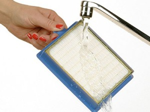 Filtro HEPA lavabile