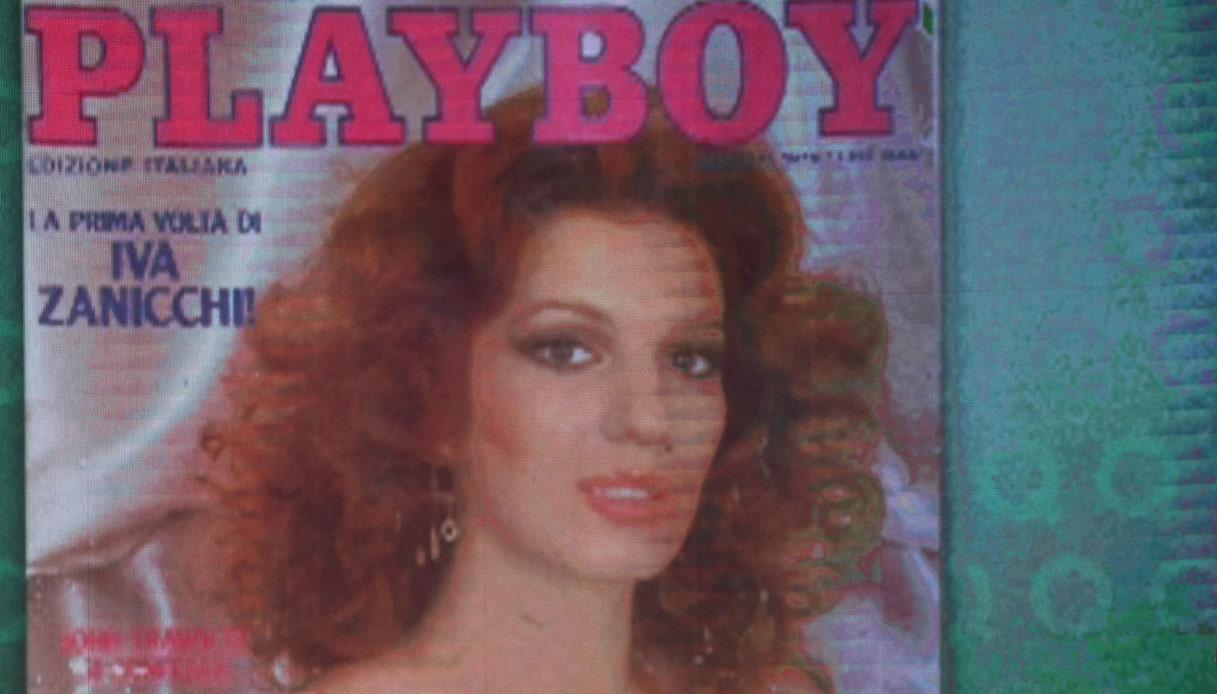 Iva Zanicchi copertina Playboy 1979