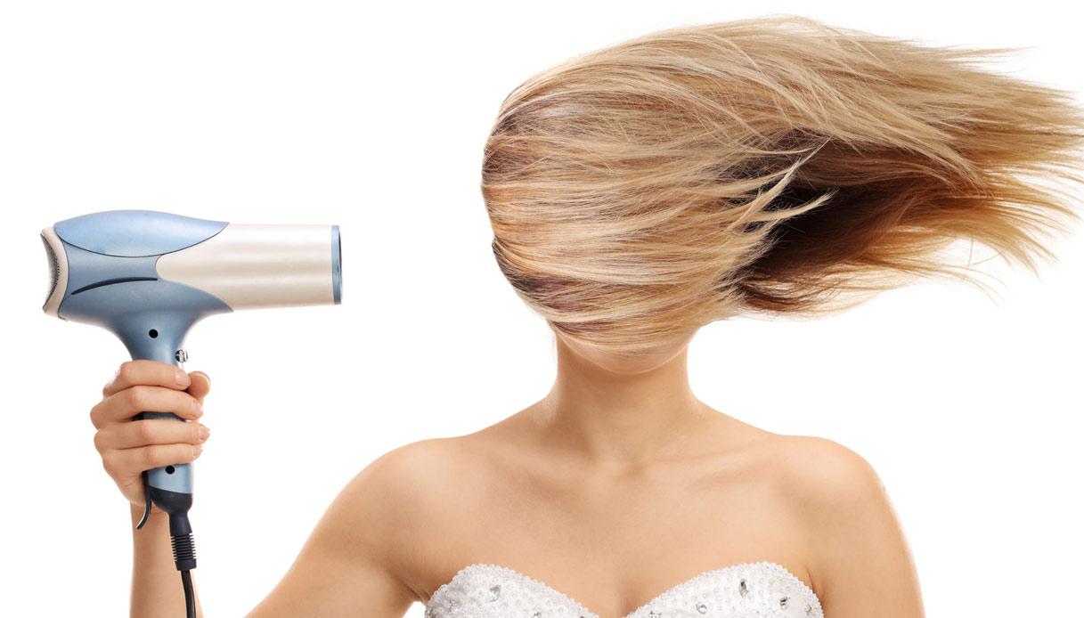 Phon capelli rovinati