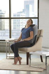Seduta rilassante a casa