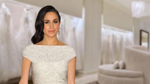 Meghan Markle in abito da sposa: i 5 modelli scelti da noi per il matrimonio con Harry