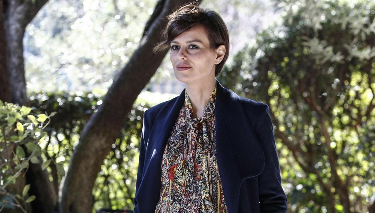 Claudia Pandolfi: figli, compagno e carriera
